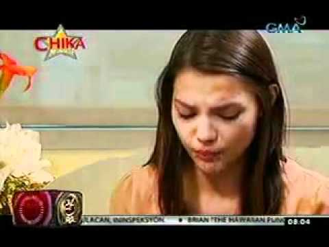 Rhian Ramos interview about Mo Twister and Abortion issue.