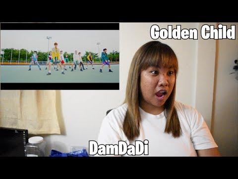 //REACTION// Golden Child: DamDaDi