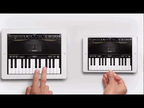 Cancion anuncio Ipad Mini Apple