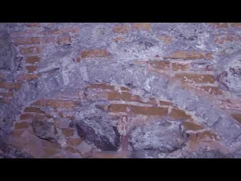 Внутри Брестской крепости. Шокирующее видео.