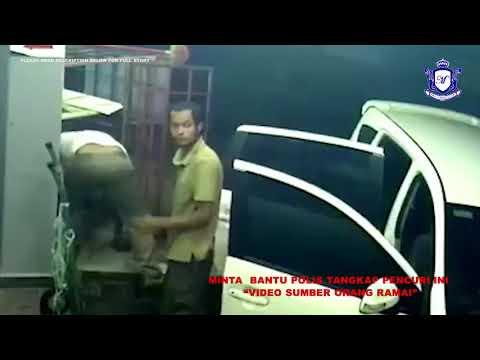 MKL Crimedesk | Bantu Polis Cekup Perompak Tong Gas