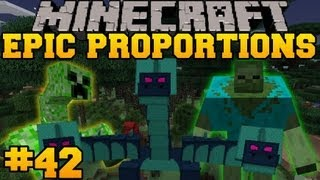 minecraft epic proportions a strange village episode 42 s2 modded survival