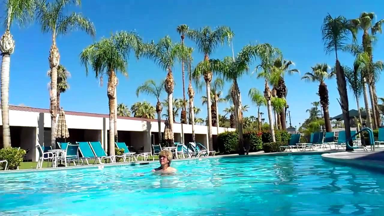 Palm Springs Vacation - Worldmark Palm Sprins swimming ...