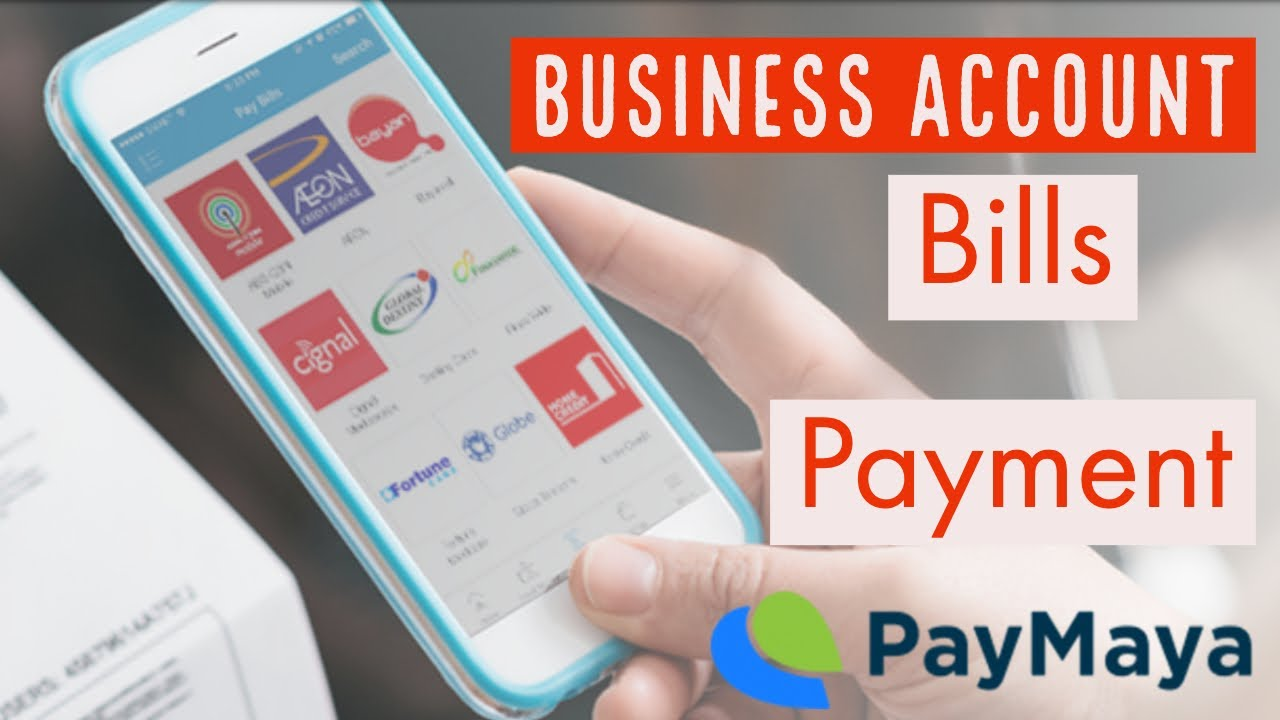 NEW! - Activating Paymaya Business Account for Bills Payment VLOG #139