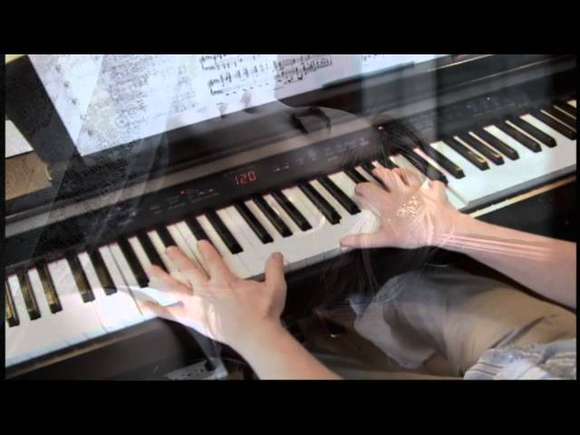 Largo in  D flat  (New World Symphony) Goin Home -  Piano