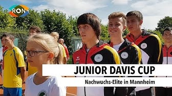 Junior Davis Cup | RON TV |