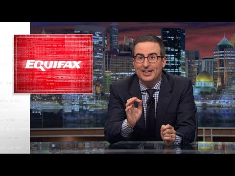 Equifax: Last Week Tonight with John Oliver (HBO)
