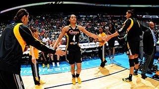 Phantom: Skylar Diggins WNBA Debut!