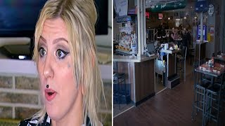 Waitress Refuses To Serve Couple, Then Her World Turns Upside Down