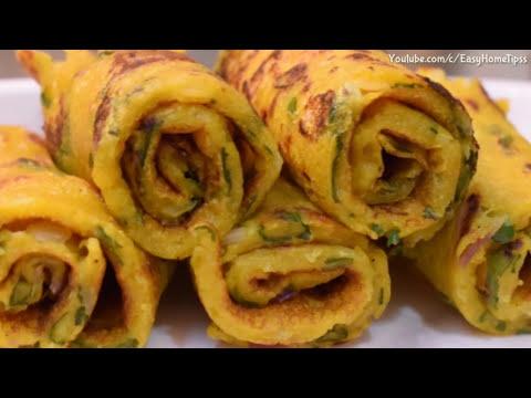 आटे का इतना टेस्टी और आसान नाश्ता वो भी बिना तले के की आप रोज बनाकर खाएंगे Breakfast Recipes Indian