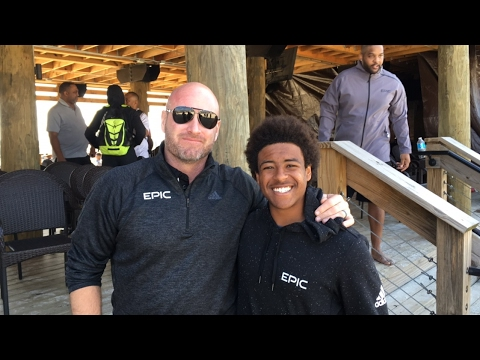 Chase Griffin (QB-2019) @ Trent Dilfer