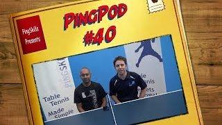 PingPod #40 - Australian Open 2014