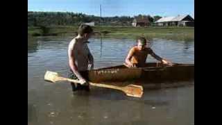 испытыние самодельной лодки. титаник 2