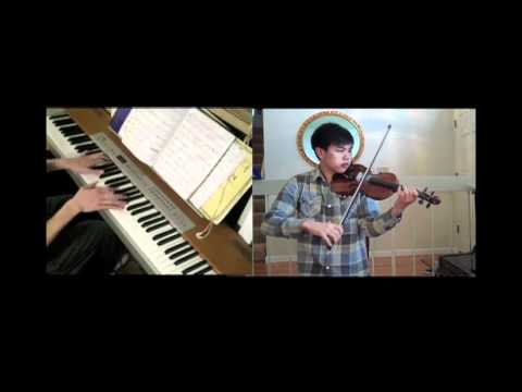 Disney  The Lion King  Can You Feel The Love Tonight violin, piano FT Josh Chiu