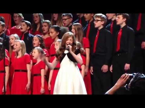 Let It Go Frozen - Alex Boye (Ft Lexi Walker & One Voice Children's Choir) Live Roots Tech 2015