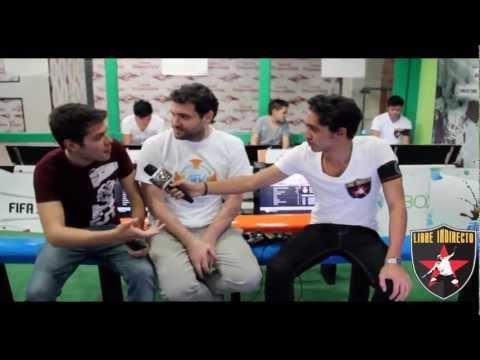 LIBRE INDIRECTO/AIFV Torneo de FIFA12