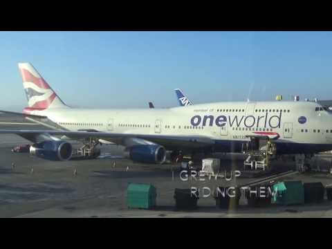 British Airways 282 - LAX to LHR - World Traveller Plus