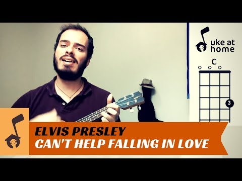 Elvis Presley - Can't Help Falling In Love | Ukulele Tutorial
