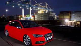 SR Performance Audi S3 Limo 2014 Videos