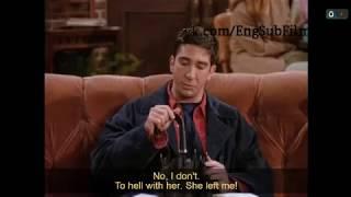 Английский по сериалу Друзья (Friends) 002