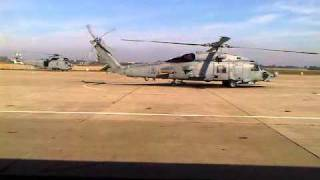 Spanish Navy Sikorsky SH60 SeaHawk Helicopter
