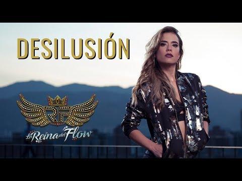 Desilusión - Yeimy (Gelo Arango) La Reina Del Flow 🎶 Canción Oficial - Letra | Caracol TV