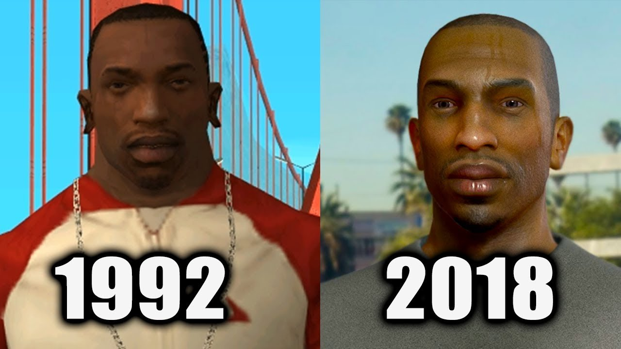 What Happened To Cj After Gta San Andreas Where Is He Now