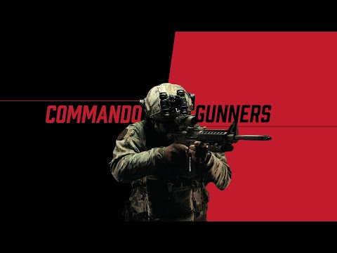 Commando Gunners | 29 Commando Regiment Royal Artillery