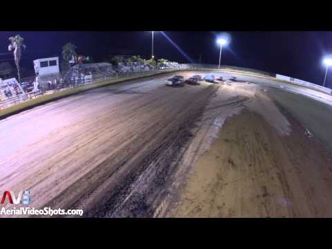 Aerial Video Filming Hendry County Raceway