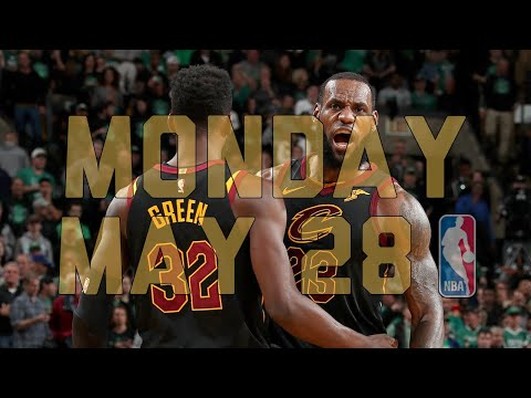 NBA Daily Show: May 28 - The Starters
