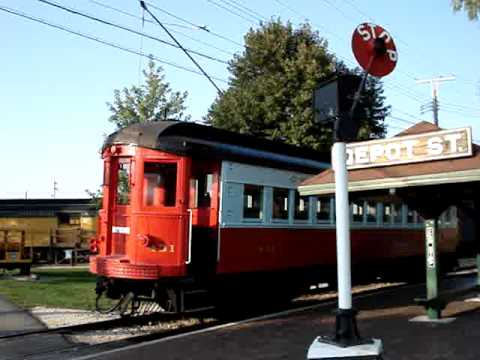 Wig-Wag SIGNALS and CA&E 431 at Illinois Railway Museum!