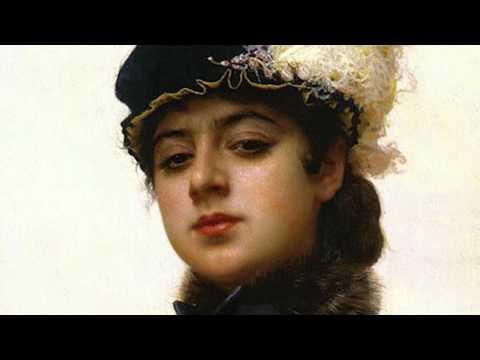 Неизвестная, Крамской, описание картины