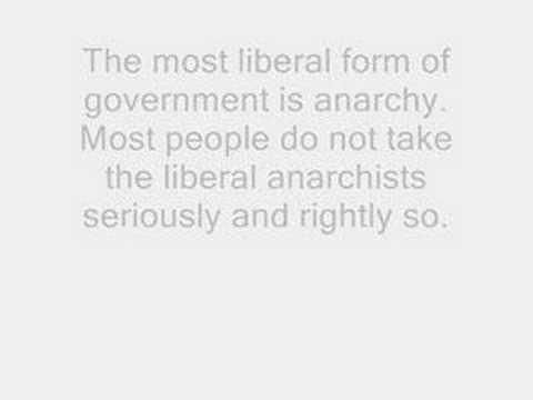 Exposing Social Liberalism