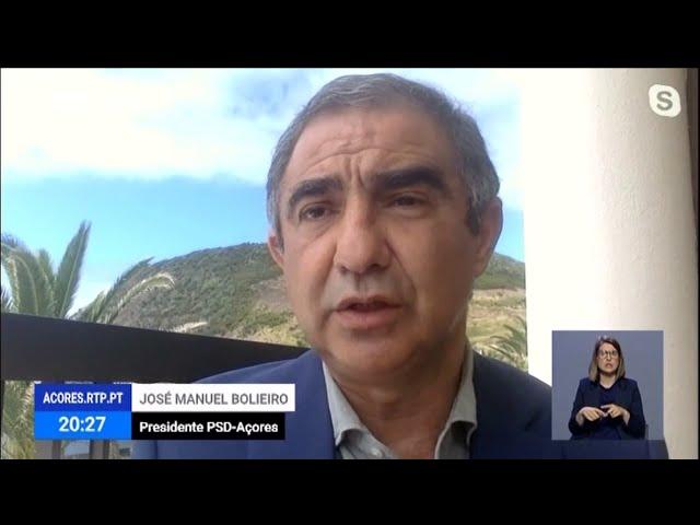São Jorge. Bolieiro defende políticas específicas para cada ilha