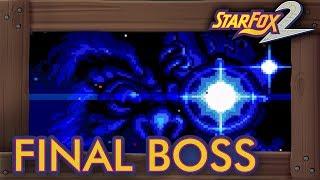 Star Fox 2 - Final Boss & Ending (Expert Mode)