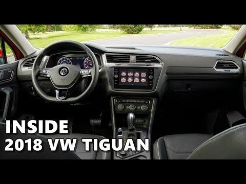 2018 volkswagen tiguan interior. fine tiguan 2018 vw tiguan interior sel premium to volkswagen tiguan interior