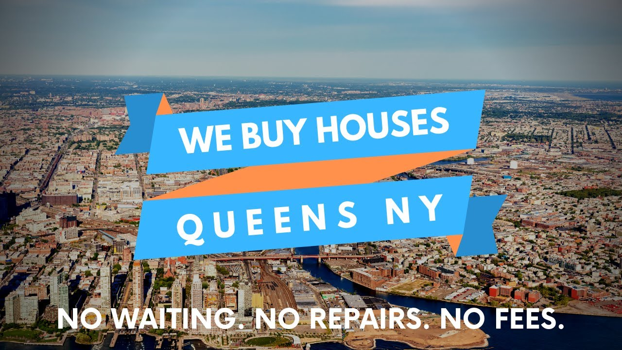 Sell Your Queens Home FAST. We Buy Houses Queens NY! (914) 559-2579