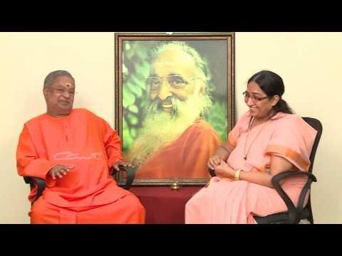Interview of Swami Shantananda