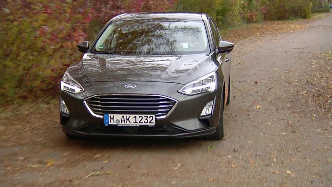 Autotest Ford Focus Titanium