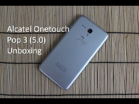 Alcatel Onetouch Pop 3 (5.0) - Prezentacja - unboxing - PL (Cz.1)