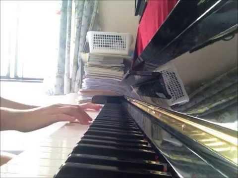 炎亞綸 Aaron Yan 這不是我 愛上兩個我片尾曲 piano version