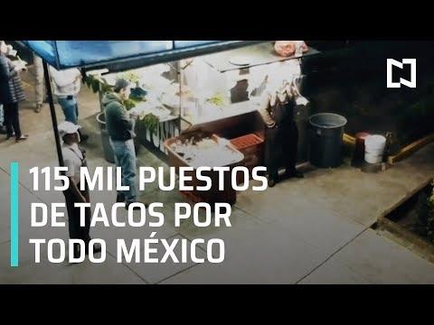 Mapa de Taquerías en México   Google Maps de los Tacos - En Punto