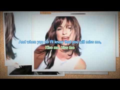 hold me thrill me  kiss me karaoke wma