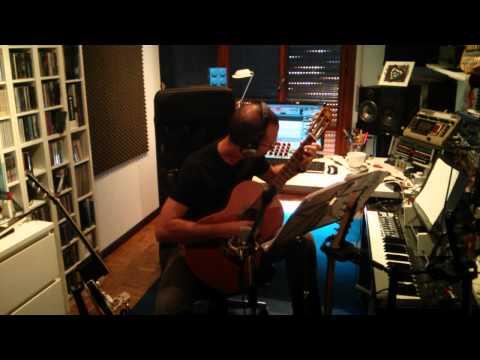 In viaggio (flute, guitar, DIY home-made guitar-cello)