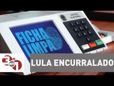 Brecha Na Lei Da Ficha Limpa Pode Encurralar Lula Em 2018