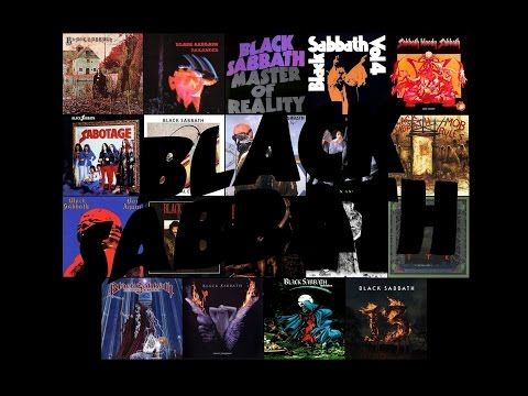 Top 10 Black Sabbath albums