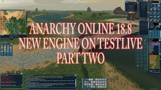 ANARCHY ONLINE 18.8 NEW ENGINE ON TEST PART TWO (2560 X 1440)