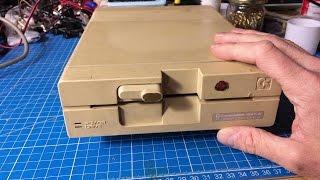 Crusty Commodore 1541-II Disk Drive Restoration