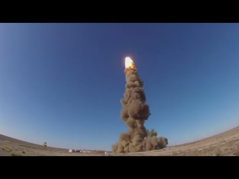 Download Youtube: RAW: Russia successfully tests anti-ballistic missile