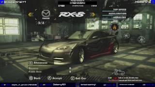 Need for Speed: Most Wanted (2005) (Xbox 360) - (Part 2) - Need for Speed-a-Thon Stream (7/3/2018)